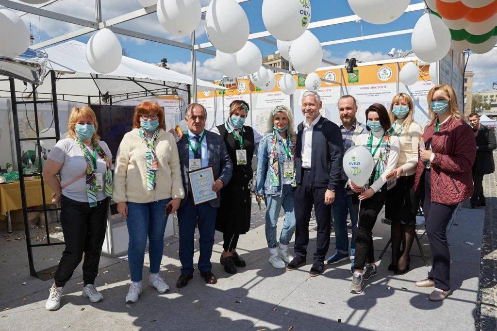 Ярмарка вакансий Харьков - город людей труда под охраной ГК БРИГ