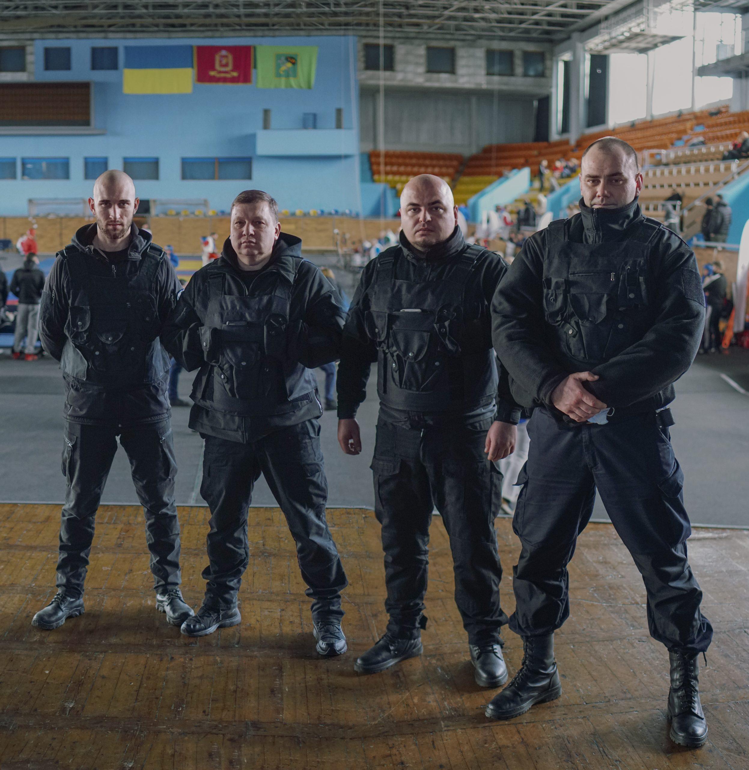 обучение на охранника Харьков